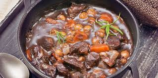 cuisiner viande bourguignon facile à la viande de boeuf facile recette sur