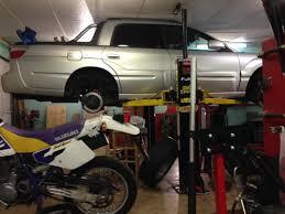 subaru baja lift kit subaru baja brakes drilled and slotted rotors gone wrong