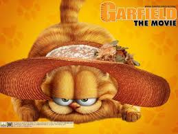 garfield 005 free desktop wallpapers for widescreen hd and mobile