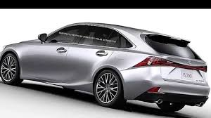 lexus van 2015 new 2015 lexus is sportcross youtube