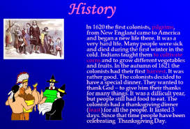 History Of Thanksgiving For Thanksgiving Day History In Usa
