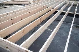 New House Floor Joist Stock Photo Image 88159211 House Floor Joists Construction