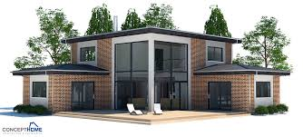 house plans with big windows modern small house ch18 2f 166m 3b house plan with three bedrooms