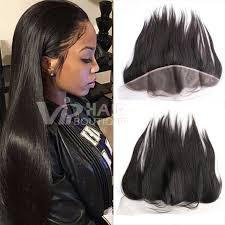 sew in inch brazilian virgin human hair straight full lace frontal sew in