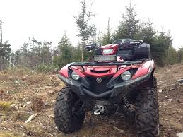 why are my handlebars filled with steel yamaha grizzly atv forum