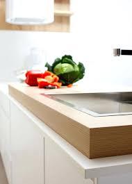 plan de travaille cuisine pas cher table de travail cuisine ekbacken plan ikea bois lolabanet com