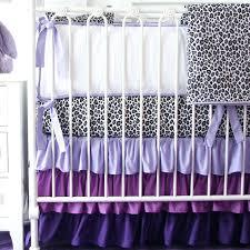 Pink Cheetah Crib Bedding Pink And Gray Cheetah Crib Bedding Bedding Designs