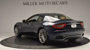new maserati coupe 2017 maserati granturismo sport stock m1645 for sale near