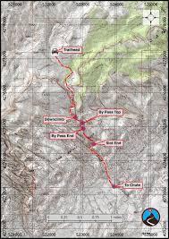 Bryce Canyon Map Pdf Hiking Canyon San Rafael Swell Road Trip Ryan
