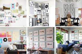 How To Design A Gallery Wall Create A Gallery Wall Travelshopa Guides