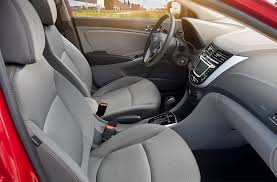 Hyundai Accent Interior Dimensions 2016 Hyundai Accent Hits Dealerships This August