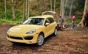 2011 porsche cayenne hybrid s long term update 4 motor trend