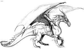 dragon coloring pages eye dragon coloring pages