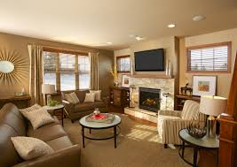 home design charming living room design by veridian homes with