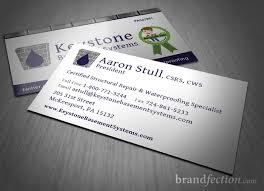 keystone basement systems keystone basement systems business cards portfolio business