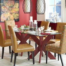 Pier 1 Kitchen Table by Table I Want From Pier 1 Simon X Table Base Red For The Home