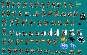 genesis 32x scd mighty morphin u0027 power rangers minotaur
