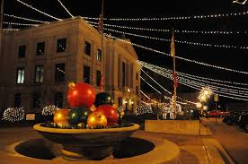 Indianapolis Circle Of Lights Must See Christmas Lights In Indy
