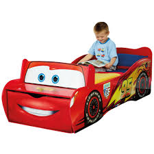 kidkraft racecar toddler bed free shipping delta children cars disney cars toddler feature bed lightning mcqueen new ebay