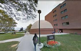 Bgsu Campus Map World Planetariums Database