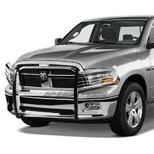 dodge ram white grill chrome stainless steel front bumper grill guard for 09 17 dodge
