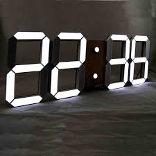 huge digital wall clock digital wall clock pinterest wall