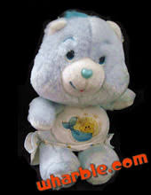 plush care bears