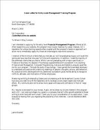 how to write an entry level cover letter u2014tips guides and examples