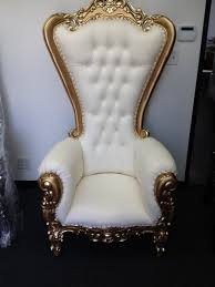 throne chair rental gold on white king throne chairs rental yelp