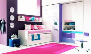 ideas for teenage bedroom designs white laminted wooden