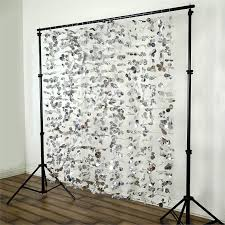 wedding backdrop flowers 72 x 72 flowers backdrop curtain wedding party photo booth home