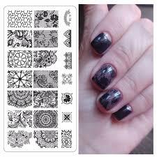 online get cheap nail art stamping art aliexpress com alibaba group