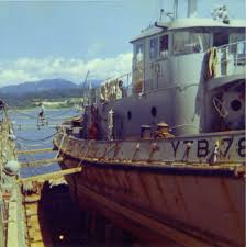 the boats of the brownwater navy in vietnam