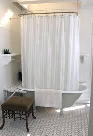 Clawfoot Tub Shower Curtain Liner Best Shower Curtain Liner For Clawfoot Tub Shower Curtains Design
