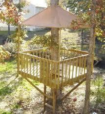 easy tree house ideas