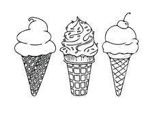 ice cream sundae coloring page yummy ice cream sundae coloring