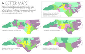 University Of Miami Map The Mathematics Behind Gerrymandering Quanta Magazine