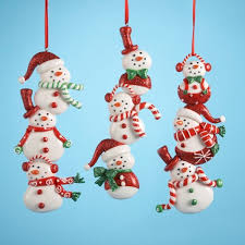 interesting diy snowman ornaments