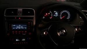 volkswagen polo 2015 interior night blue german beauty vw polo 1 5 tdi hl