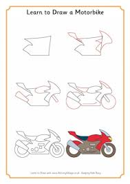 learn to draw transport