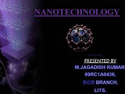 nanotechnology powerpoint presentation template nanotechnology