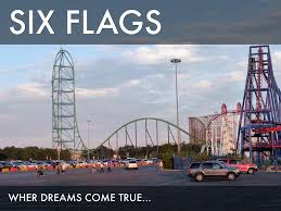 Closest Six Flags Six Flags By Mehraajt