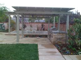 Lattice Patio Cover Design by Southern California Patios Free Standing Covers