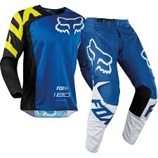 motocross gear on sale 2018 fox 180 race motocross gear blue manchester xtreme