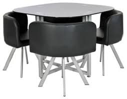Dining Room Furniture For Small Spaces 6 Super Small Dining Sets For Small Spaces Available On Amazon Uk
