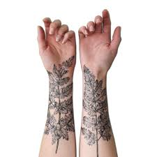 22 plant tattoo designs