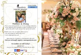 wedding wishes gift registry guestoria gift wedding registry official site