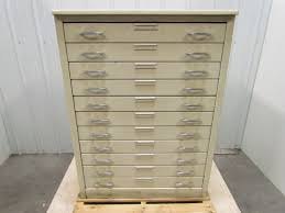 vintage flat file cabinet wood drawing file cabinet file cabinets