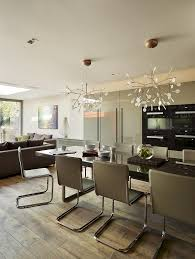 Living Room To Dining Room Wandsworth Common Ensoul Interior Architecture