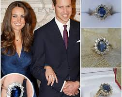 kate engagement ring princess kate ring etsy